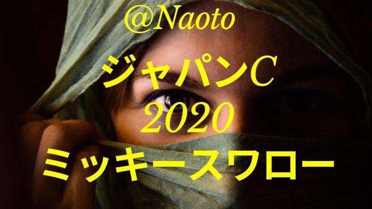 【ジャパンカップ2020予想】ミッキースワロー【Mの法則による競馬予想】