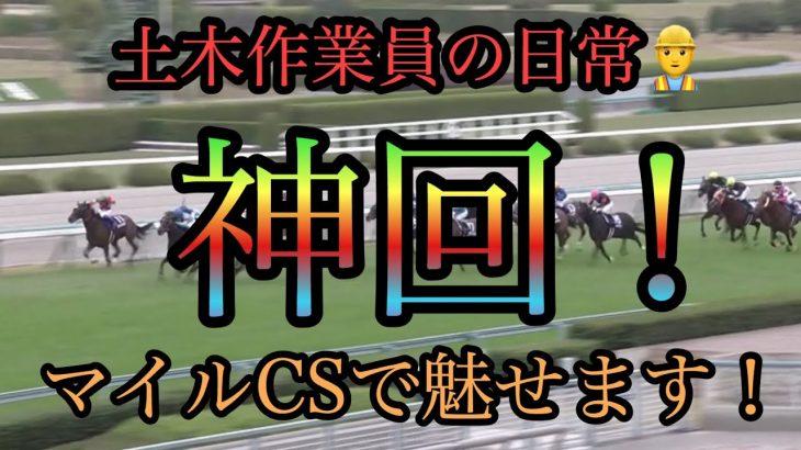 【競馬】神回!土木作業員がマイルCSで魅せます! チャンピオンズカップ クリソベリル