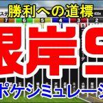 2021 根岸ステークス シミュレーション 【スタポケ】【競馬予想】