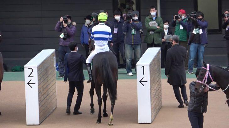 【競馬】第70回日刊スポーツ賞中山金杯GⅢ ウィニングラン 現地映像 ヒシイグアス