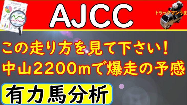 AJCC2021年競馬予想!出走予定の人気馬を分析!この馬は今の中山が合いそうな馬ですね