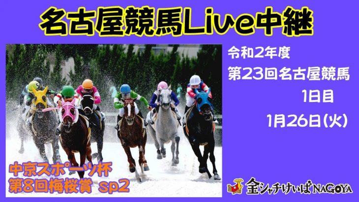 名古屋競馬Live中継 R03.01.26