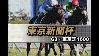 【競馬予想】2021 東京新聞杯「あの人気馬をちぎって捨てる師範代」