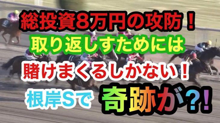 【競馬】土木作業員の日常 総投資8万円の攻防! 根岸Sで奇跡が⁈ 高知ファイナルで⁈ フェブラリーS