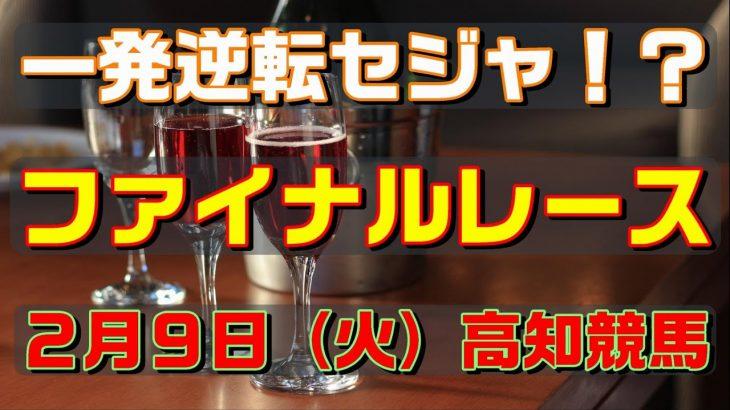 ファイナルレース【2月9日(火)】高知競馬2021予想