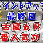 【地方競馬攻略】超ポイントアップ祭最終日 名古屋6Rで1番人気が.. 2021.3/23姫路競馬 名古屋競馬 大井競馬 楽天競馬