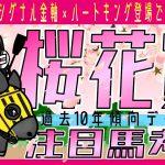 【浦和競馬】桜花賞2021の指数による予想考察🏇~過去10年傾向データ付き~