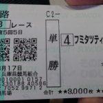 ☆姫路競馬 馬券勝負2 「変わることと変わらないこと」