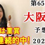 【競馬】大阪杯 2021 予想(土曜中山10R 単複1点&3連複的中!) ヨーコヨソー