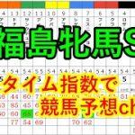 福島牝馬S 2021 競馬予想