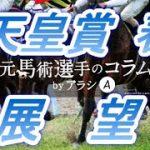 天皇賞春2021 展望 ハイレベルな混戦、牝馬の制覇もあり得る!? 元馬術選手のコラム【競馬】