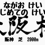【競馬】はじめての大阪杯【長尾景/にじさんじ】