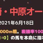 【川崎競馬】中原オープン2021予想【関東オークス・北海優駿◎〇▲完全的中🎯】