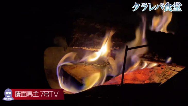 【焚き火×競馬】競馬には人生では味わえぬ敗北の味がある【覆面馬主7号的競馬回顧】