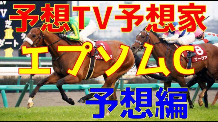 【競馬】 競馬予想TVを見て予想してみた!! 【エプソムC 予想編】