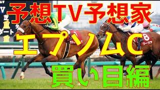 【競馬】 競馬予想TVを見て予想してみた!! 【エプソムC 買い目編】