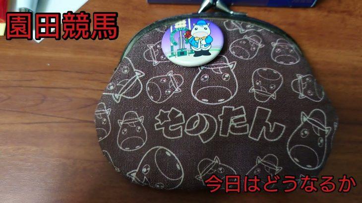 園田競馬 馬券勝負 (ひろチャンネル)「始まりは雨」