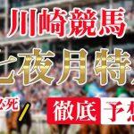 【 地方競馬予想 】7/6  川崎競馬予想 10R 七夜月特別(B2B3)