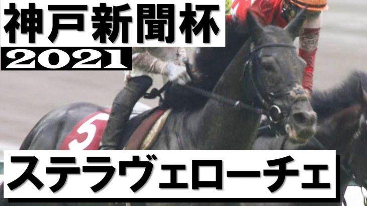 夏を越えて主役の座へ!ステラヴェローチェ重賞2勝目【神戸新聞杯2021】