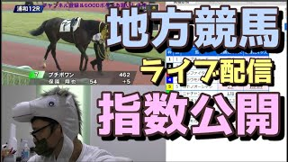 【地方競馬ライブ】★鬼神指数公開★ 『大井・門別・盛岡』9月21日(火)