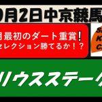 【競馬予想】シリウスステークスGⅢ 2021年10月1日 中京競馬場